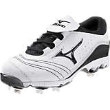 Mizuno 9-Spike™ Swift G2 Switch (White/Black)