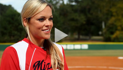 Interview video with Jennie Finch