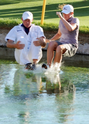 Stacy Lewis makes a Splash
