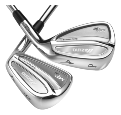 mp-58 golf irons from Mizuno