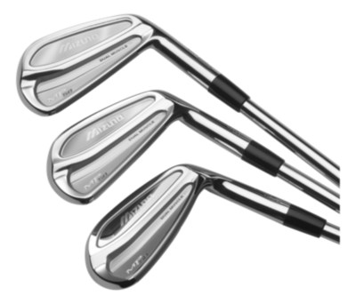 mp-58 grain flow forged golf irons from Mizuno