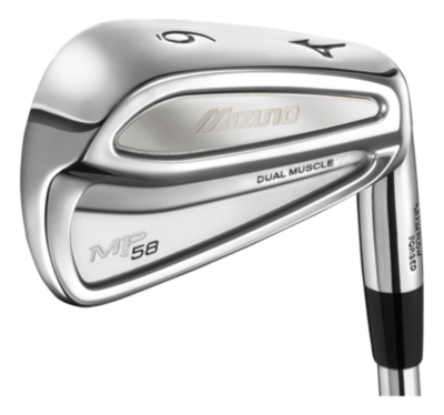 mizuno mp-58 golf irons