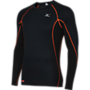 Mizuno Men's Aero Breath Thermo L/S Tee