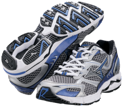mizuno wave rider 13 running shoe