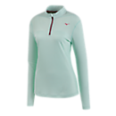 Women's Breath Thermo Body Mapping Half Zip