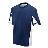 Mizuno S/S 2 Color Team Top