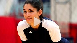 Interview Video with US Women's National Volleyball Team