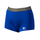 Flat Front Volleyball Shorts G2