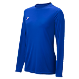Long Sleeve Hybrid Top