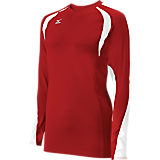 Mizuno Techno Volley III L/S Jersey
