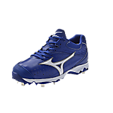 Mizuno 9-Spike Sweep (Royal/White)