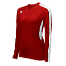 Techno Volley IV Long Sleeve Jersey