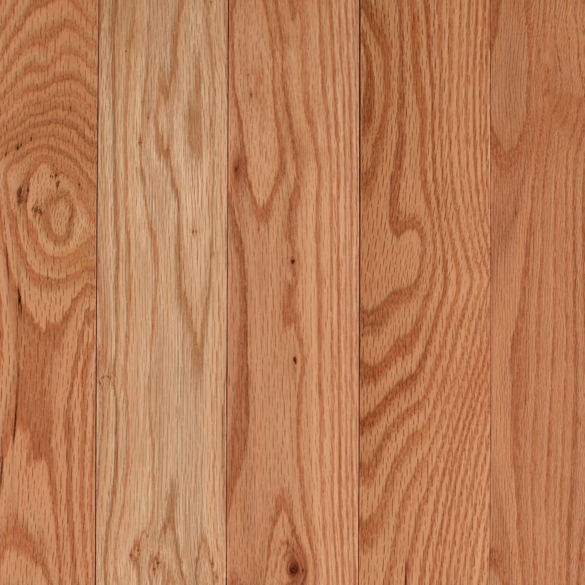 "Hardwood Andale 3.25"" Red Oak Natural  thumbnail #1"