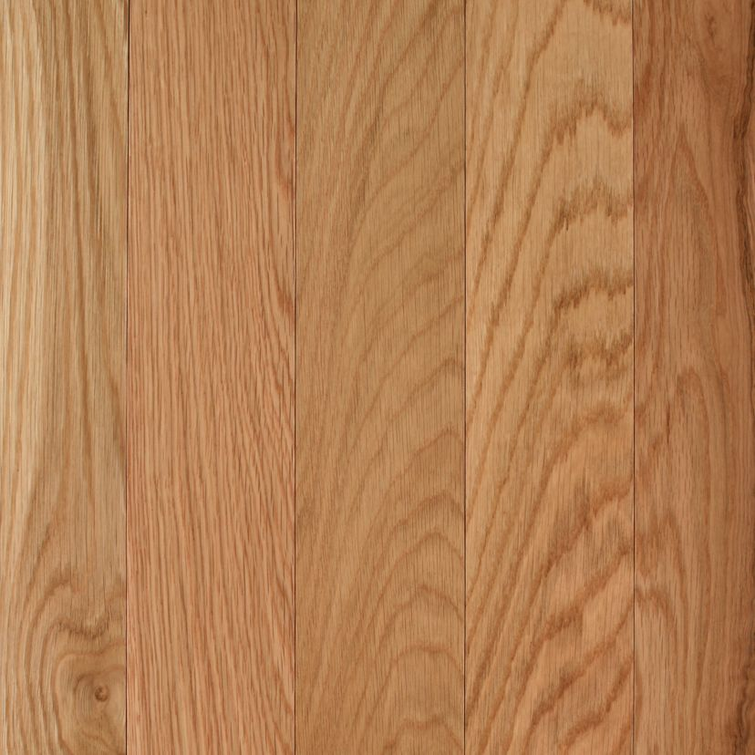 "Hardwood Andale 3.25"" White Oak Natural  thumbnail #1"
