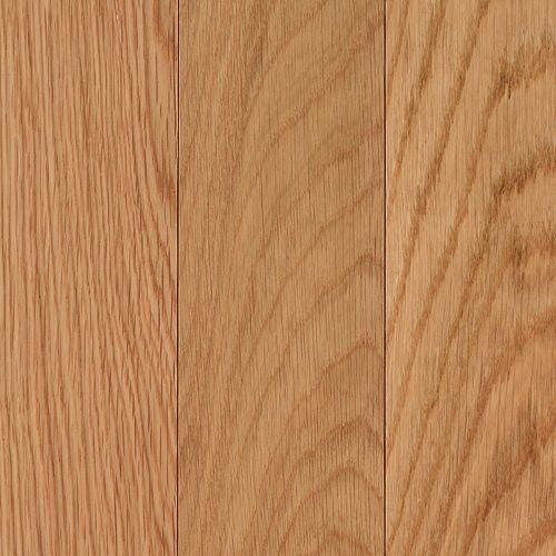 "Hardwood Andale 3.25"" White Oak Natural  main image"