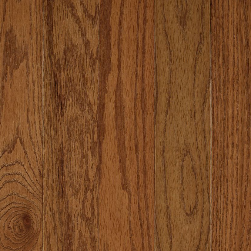"Hardwood Andale 3.25"" Oak Chestnut  thumbnail #1"