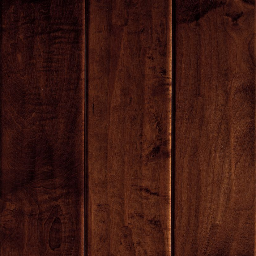 Hardwood Brindisi Plank Dark Auburn Maple  main image