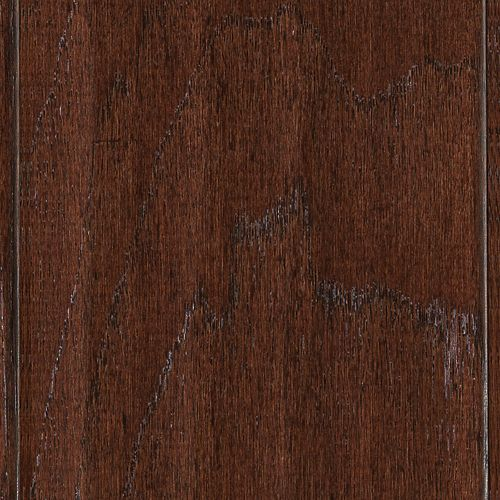 "Hardwood Brandymill 5"" Hickory Chocolate  main image"
