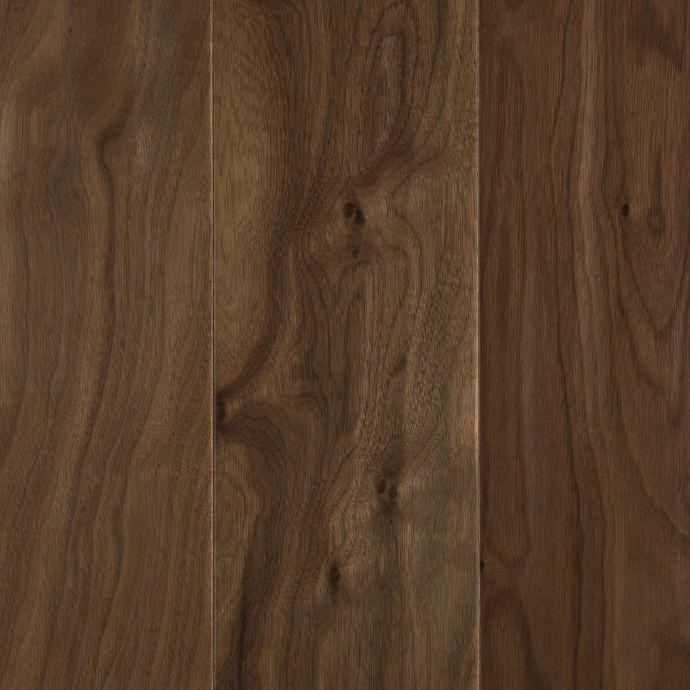 Hardwood Brookedale Soft Scrape T and G Natural Walnut  main image