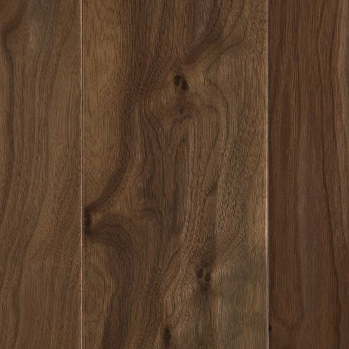 Hardwood Brookedale Soft Scrape T and G Natural Walnut 4 main image