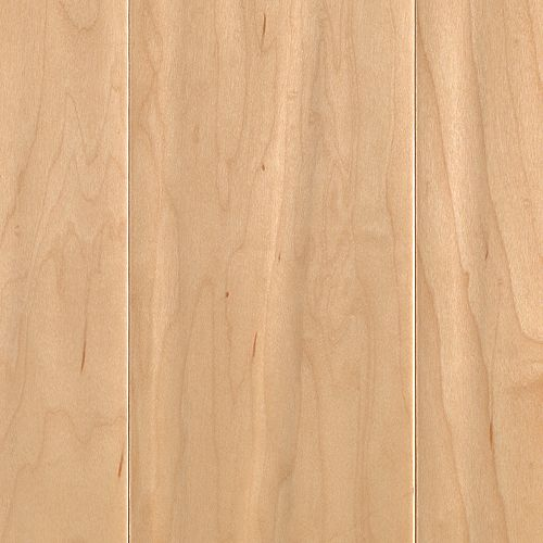 Hardwood Brookedale Soft Scrape Uniclic Country Natural Maple  thumbnail #1