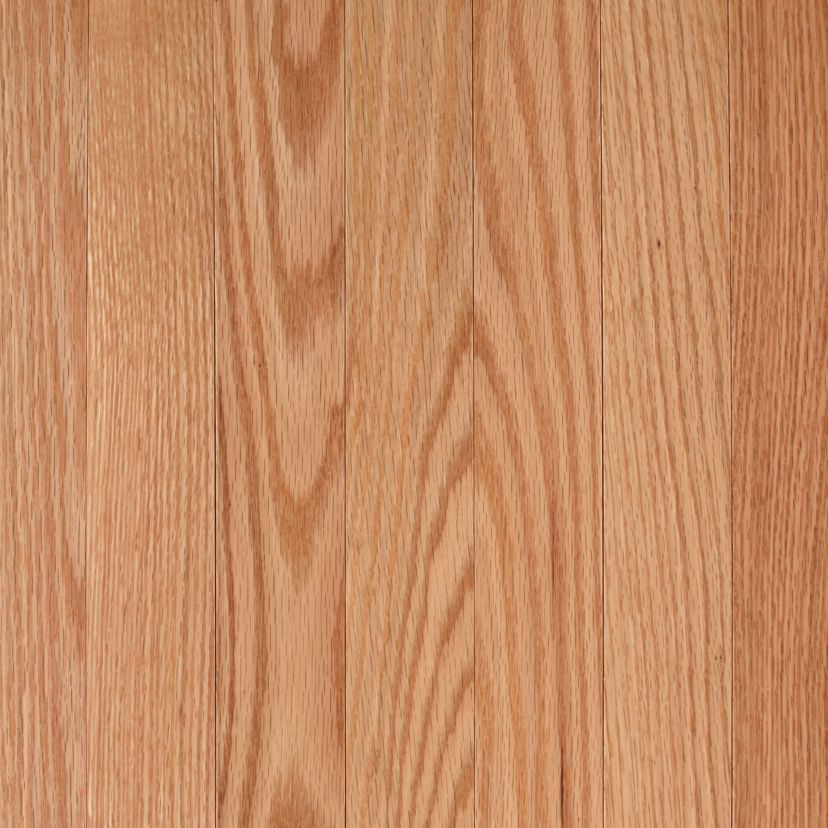 "Hardwood Belle Meade 2.25"" Red Oak Natural  thumbnail #1"