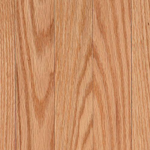 """Hardwood Belle Meade 2.25"""" Red Oak Natural  main image"""