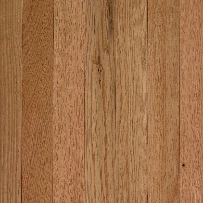 "Hardwood Belle Meade 2.25"" White Oak Natural  main image"