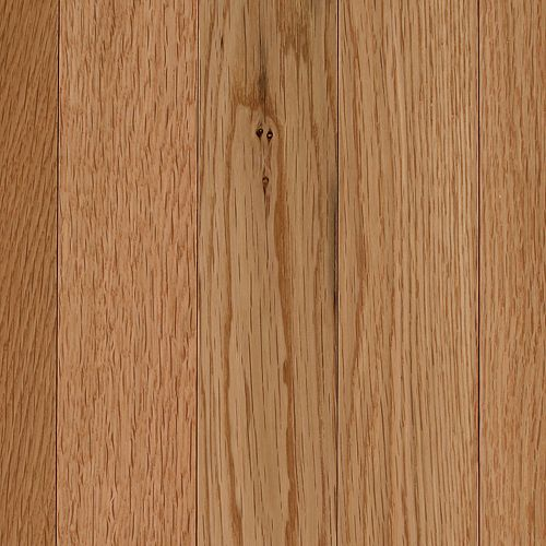 "Hardwood Belle Meade 2.25"" White Oak Natural  thumbnail #1"
