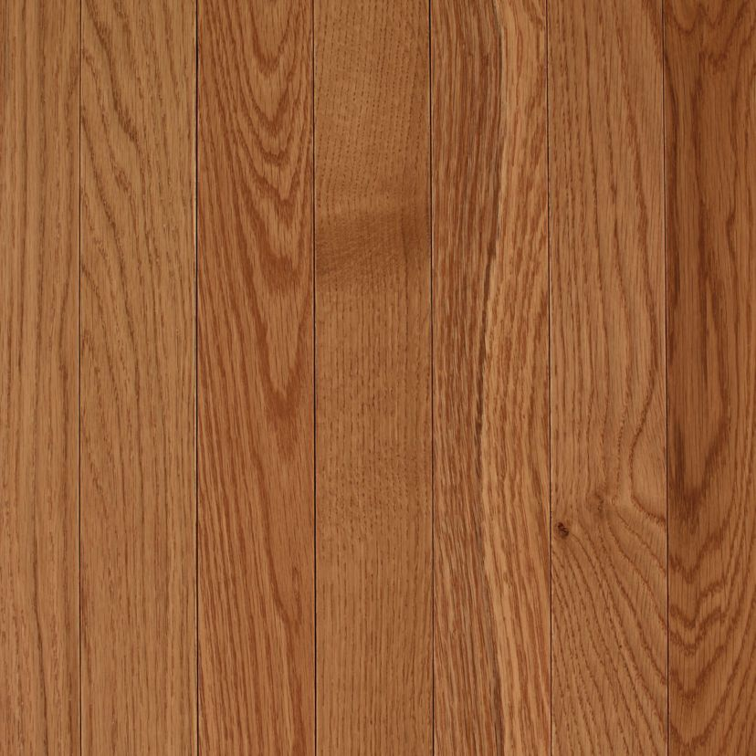 "Hardwood Belle Meade 2.25"" Oak Golden  main image"