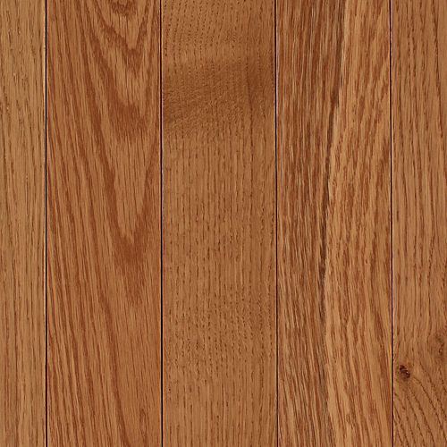 "Hardwood Belle Meade 2.25"" Oak Golden  thumbnail #1"
