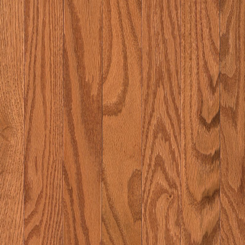"Hardwood Belle Meade 2.25"" Oak Butterscotch  main image"