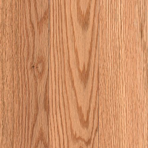 "Hardwood Belle Meade 3.25"" Red Oak Natural  main image"