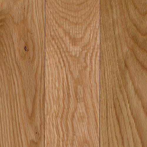 "Hardwood Belle Meade 3.25"" White Oak Natural  main image"
