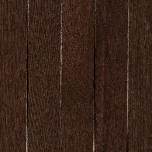 "Hardwood Rockford Solid 2.25"" Red Oak Chocolate 11 main image"