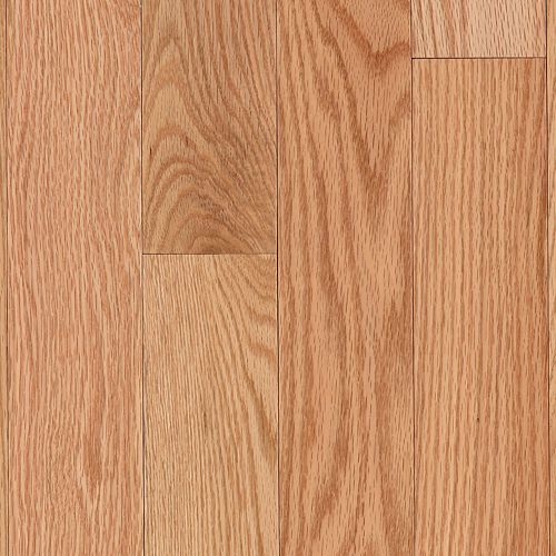 "Hardwood Rockford Solid 3.25"" Red Oak Natural 10 thumbnail #1"