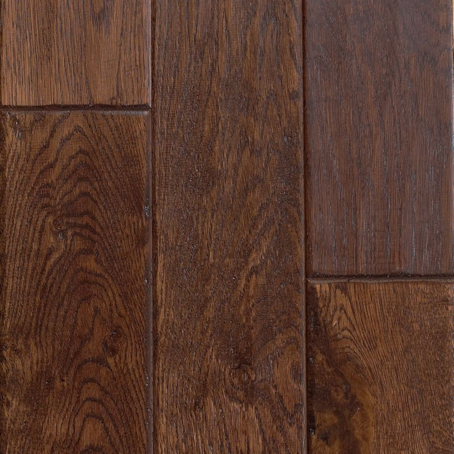 Hardwood SantaBarbara WSK1-40 SaddleOak