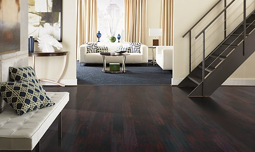 Mohawk Raschiato Eucalyptus Saddle Hardwood Floor Images