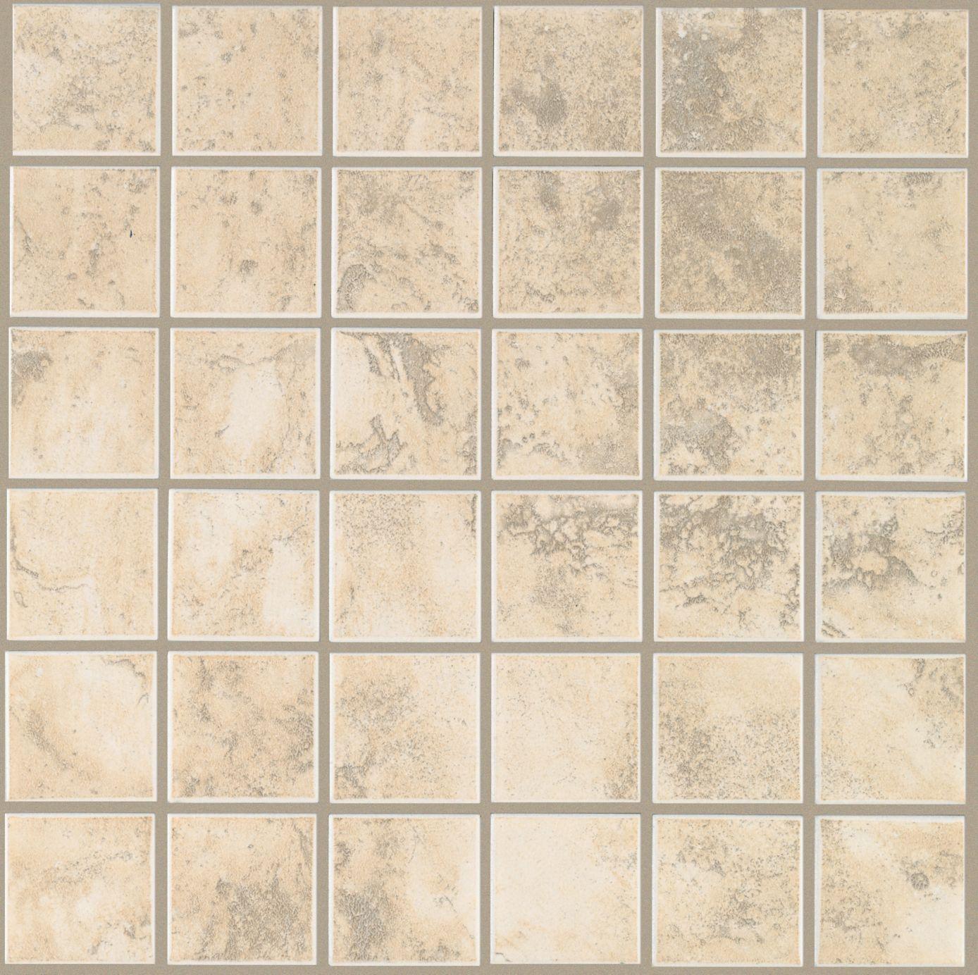 CeramicPorcelainTile PavinStoneFloor T717-PS01 WhiteLinen