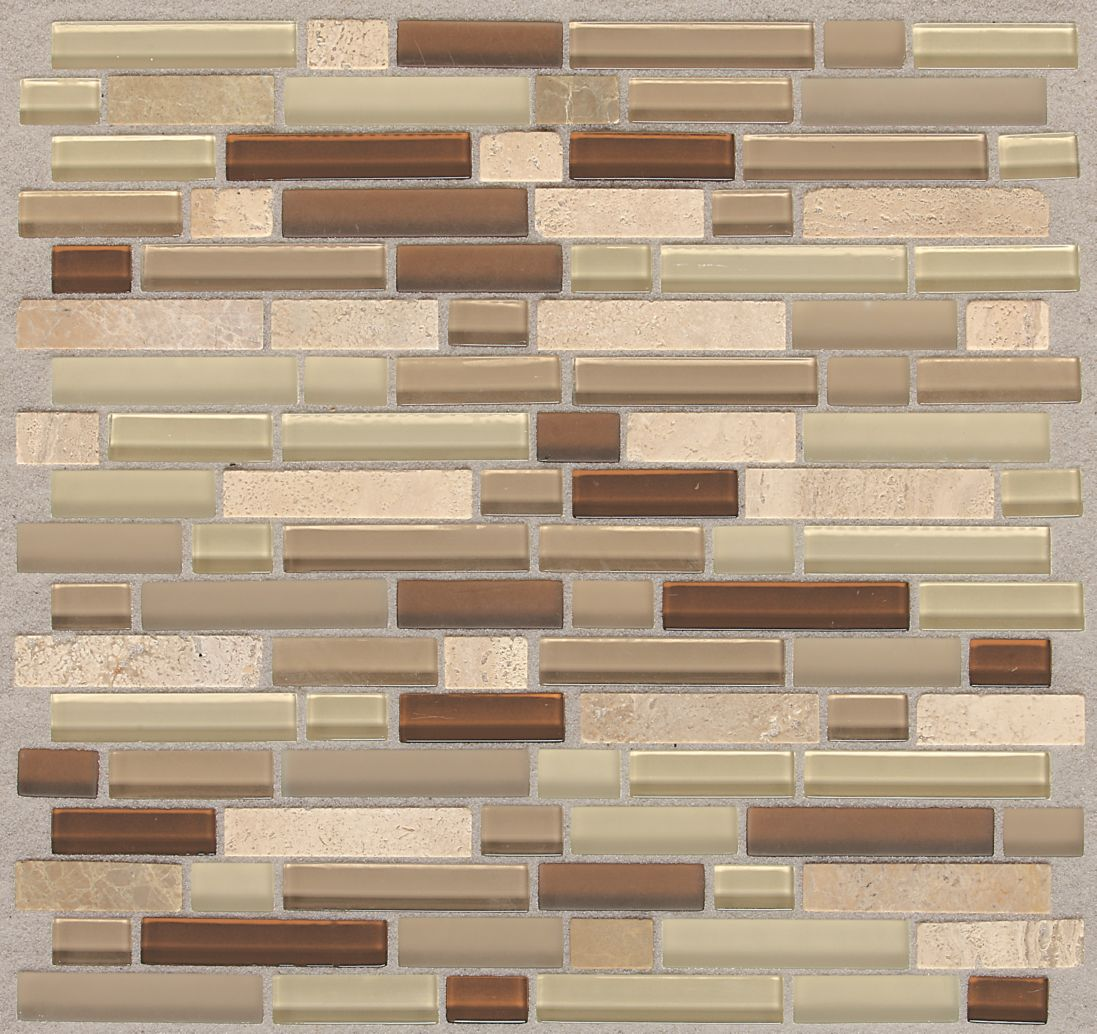 CeramicPorcelainTile Stone Treasure Caramel Splash  main image