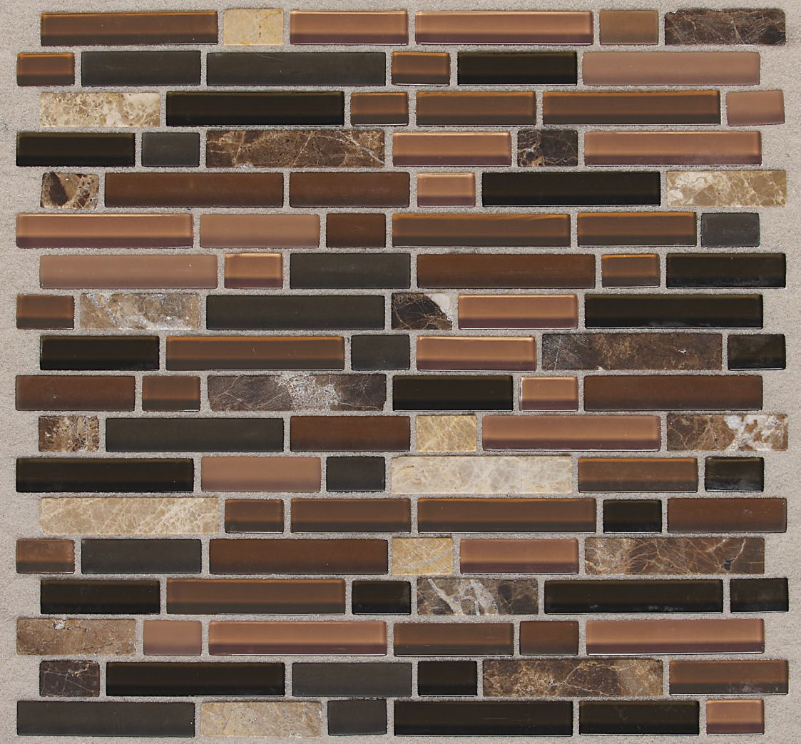CeramicPorcelainTile StoneTreasure T787-ST18 BrownToffee