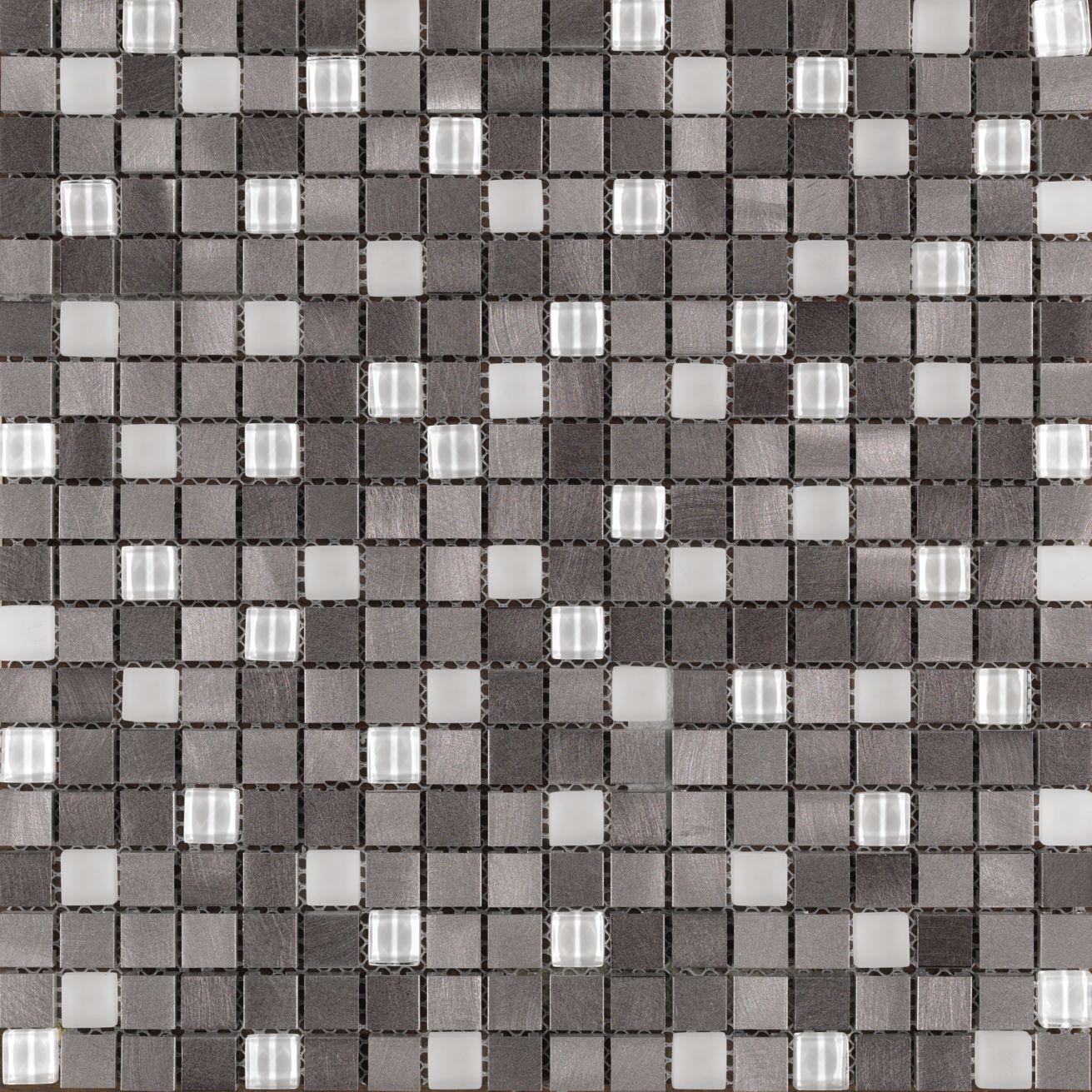 CeramicPorcelainTile ArborMetals T818-AM07 Nickel