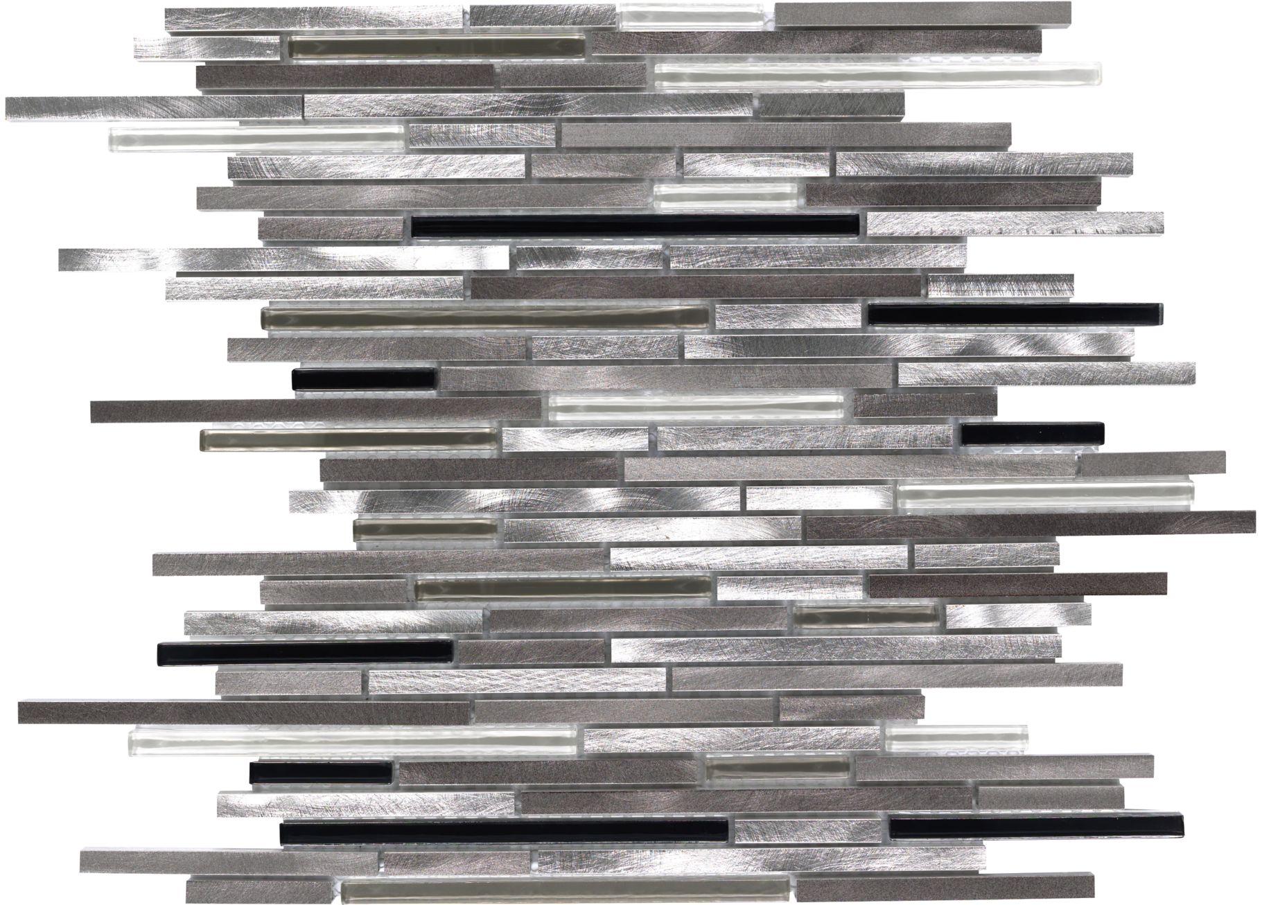CeramicPorcelainTile ArborMetals T818-AM06 Titanium