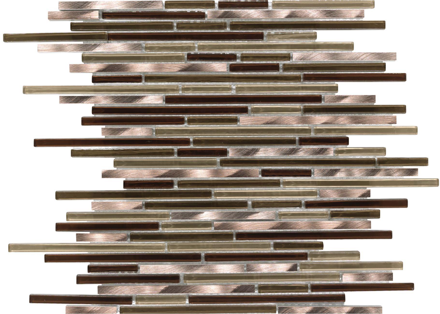 CeramicPorcelainTile ArborMetals T818-AM08 Iron
