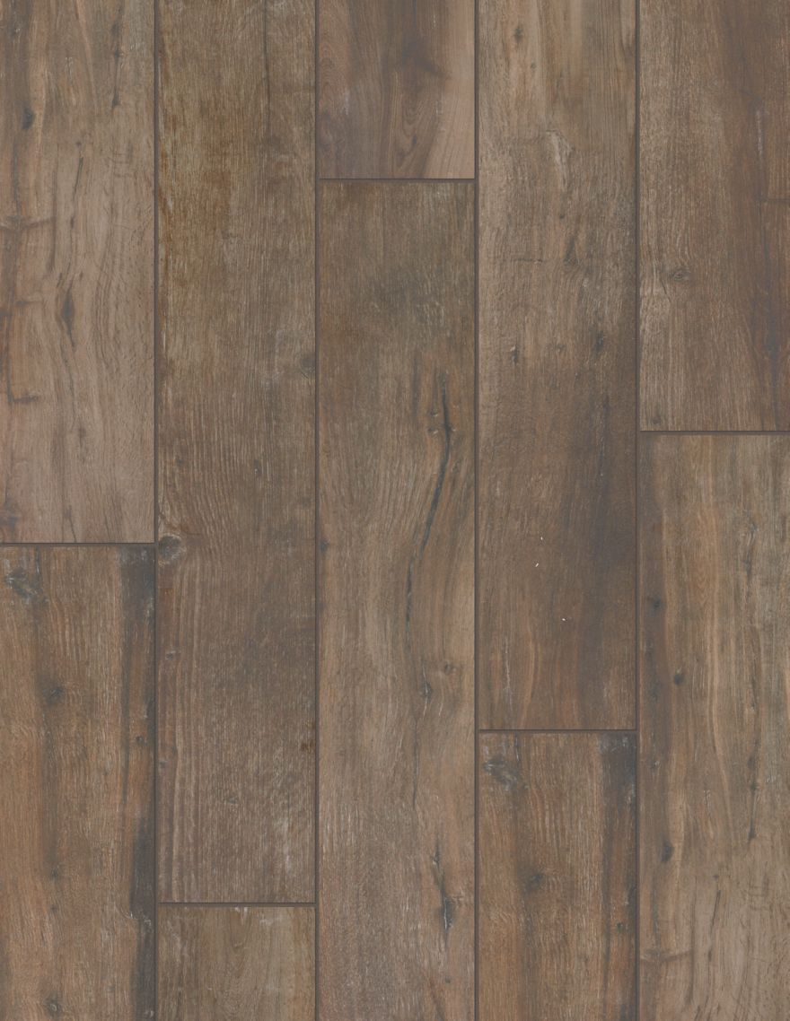 CeramicPorcelainTile MorrowRidge T859F-MB05-36x6-FieldTile-Porcelain OzarkBrown