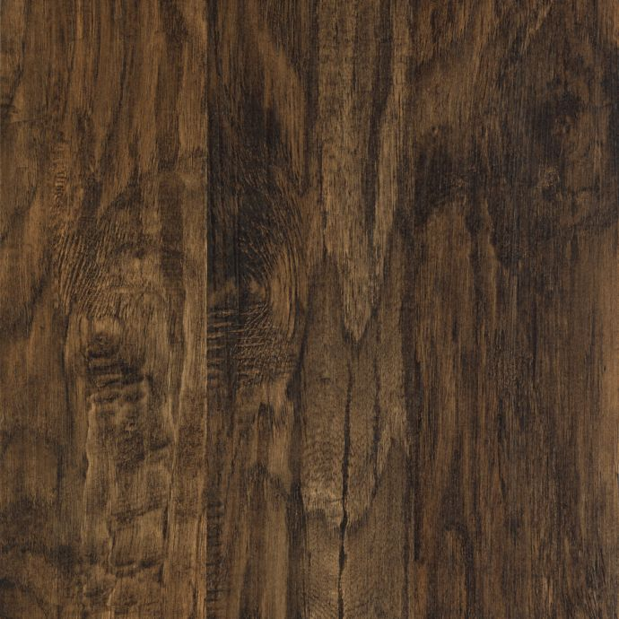 LuxuryVinyl Woodlands IVO39-446 WhiskeyBarrel