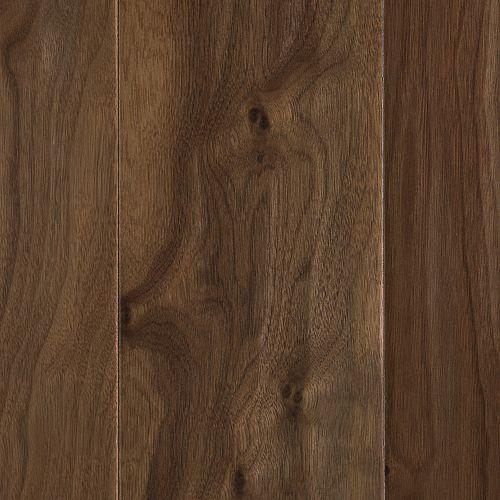 Hardwood Brookedale Soft Scrape T and G Natural Walnut  main image