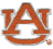 Auburn AU White and Orange 591
