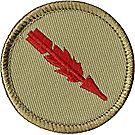 Flaming Arrow Patrol Emblem