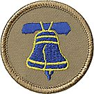Liberty Bell Patrol Emblem
